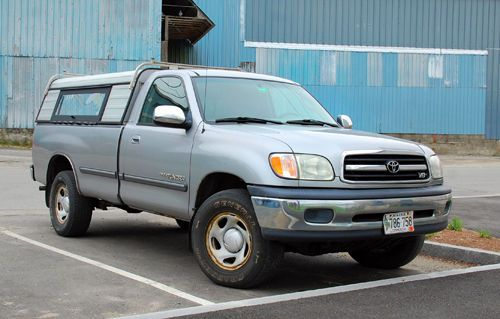 2004 Toyota Tundra Extended Cab