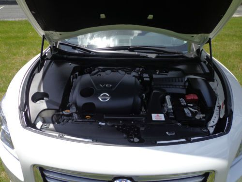 Buy Used 2012 Nissan Maxima Sv Sedan 4 Door 3 5l In