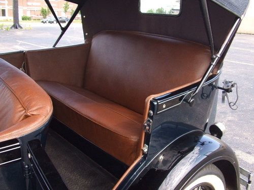 Find Used 1929 Ford Model A Phaeton In Frankfort Illinois