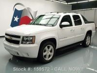 Sell used 2009 CHEVY AVALANCHE LT SUNROOF ROOF RACK 20'S