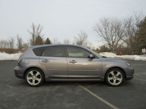 2006 Mazda 3 Gt Manual Remote Start Winter Rims And Tires For Sale