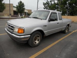 Sell used 1997 Ford Ranger XLT Extended Cab Pickup 2Door 23L  NO RESERVE 5 SPEED MANUAL in