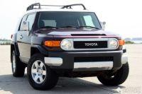 Buy used 2007 TOYOTA FJ CRUISER 4WD ROOF RACK REAR ...