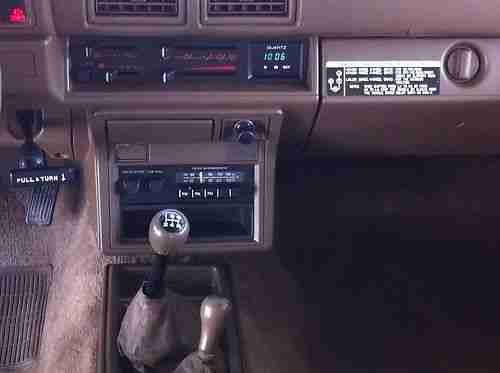 Buy Used 1988 Toyota 4x4 Sr5 Pickup Truck 100 Original