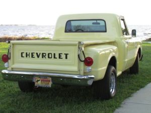 Find used 1967 Chevy C10 Resto Mod pickup, short box