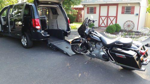 Find used 2011 DODGE GRAND CARAVAN CUSTOM MOTORCYCLE