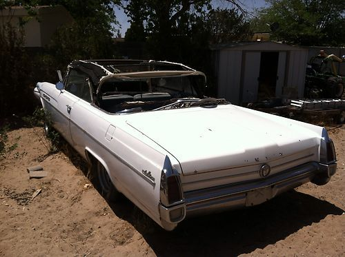 Find Used 1964 Buick LeSabre Convertible In Albuquerque