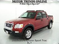 Find used 2009 FORD EXPLORER SPORT TRAC XLT CREW MEDIA ...