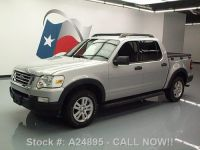 Find used 2009 FORD EXPLORER SPORT TRAC XLT CREW ROOF RACK ...
