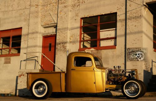 Find New 1936 Chevy Traditional Hot Street Rod Rat Pickup