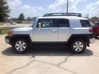 Sell used FJ 4X4 - Big Alloy Wheels with Great Tires, Side ...