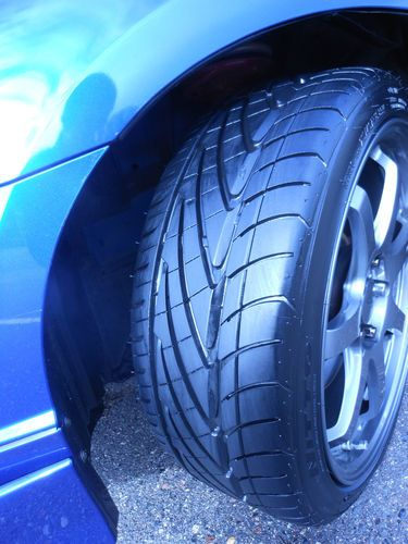 Sell Used 2008 Mugen Honda Civic Si NEW Nitto NeoGen Tires