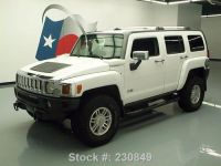 Purchase used 2007 HUMMER H3 4X4 5-SPEED SIDE STEPS ROOF ...