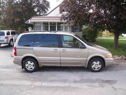 1999 Pontiac Montana Firing Order