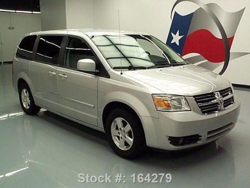 Buy used 2008 DODGE GRAND CARAVAN SXT STOW N GO 7PASSENGER 52K TEXAS DIRECT AUTO in Stafford