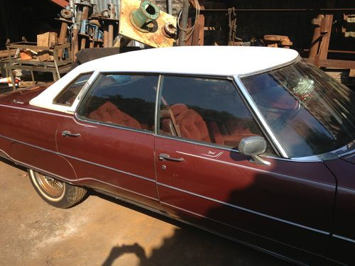 Find Used 1976 Old Oldsmobile 98 4 Door Sedan Gm Car Auto