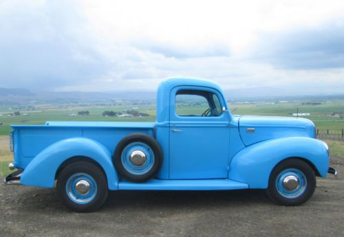 1941 Ford 1 2 Ton Pick Up