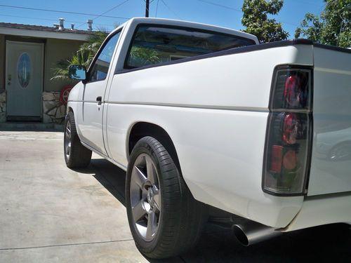 Sell Used Nissan D21 Hardbody Sr20det Blacktop Turbo