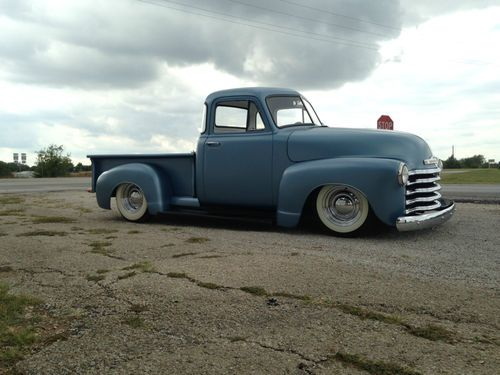 Sell Used 1952 Chevy 3100 Pickup 5 Window In Gainesville