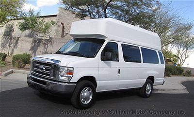Sell used 2010 Ford E350 Hightop Handicap Wheel chair