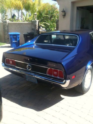 Sell Used 1972 Ford Mustang Base Hardtop 2 Door 50L In