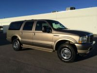 Sell used 2003 FORD EXCURSION LIMITED 4X4 107K CAPTAIN ...