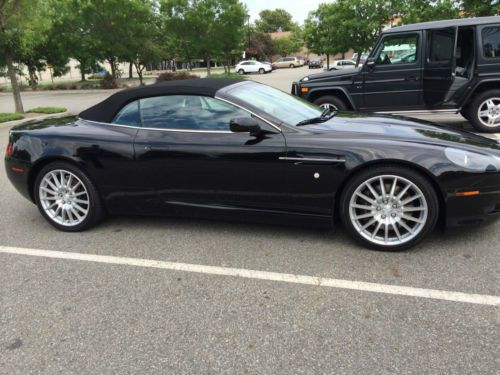 Purchase Used ASTON MARTIN DB9 6 SPEED Manual WITH