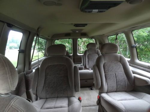 Purchase used 2001 Chevrolet Express 1500 LT Passenger Van