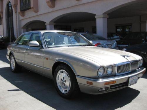Purchase Used 1995 JAGUAR XJ6 In Los Angeles California