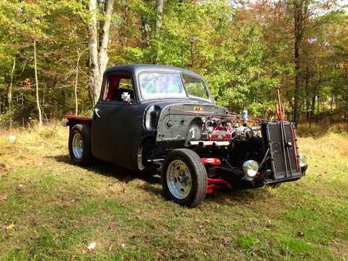 1953 Chevy Truck Rat Rod