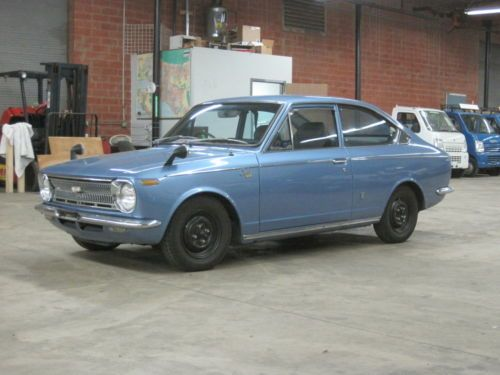 buy used 1969 toyota corolla very rare 3k