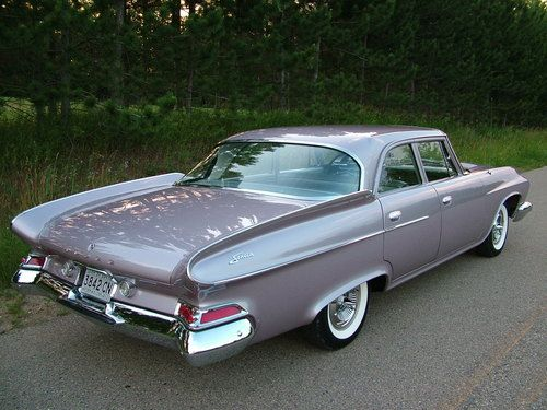 Find Used 59 60 61 62 Chrysler Plymouth Dodge DeSoto