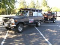 Purchase used 1991 Jeep Grand Wagoneer, Rare Final Edition ...