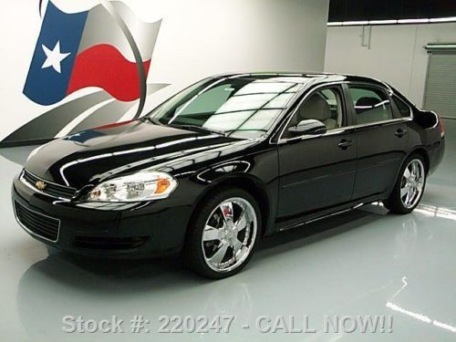 Sell Used 2012 Chevy Impala Lt Cruise Control 20 Chrome