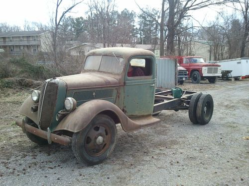 purchase used 1937 ford