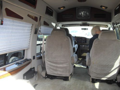 which suvs have captains chairs office chair pad buy used dodge ram van conversion 113k miles great shape 4 need back seat in ...