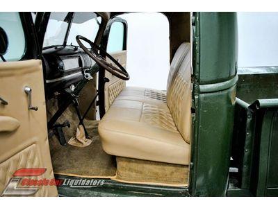 Find Used 1940 Chevrolet Pickup 216 Inline 6 Cylinder 3