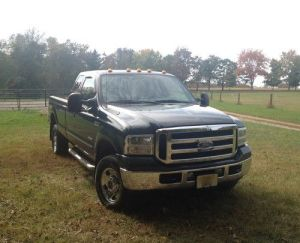 Find used 2006 Ford F250 Super Duty XLT 4WD Diesel in