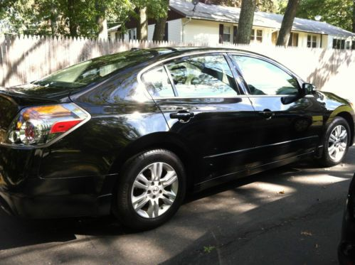 Find Used 2010 Black Nissan Altima Sl Loaded Leather In