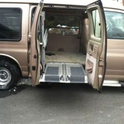 Wheelchair Express Where To Buy Adirondack Chairs Find Used Chevy 1500 Conversion Handicap Van Low Miles Lift In Fort Lee, New ...