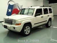 Find used 2006 JEEP COMMANDER 7PASS NAV ROOF RACK PARK ...