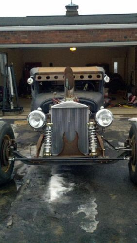 Sell Used 1931 Rat Rod Dodge Brothers Truck Hot Rod Tunnel