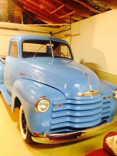 Sell New Chevrolet Truck Classic Pickup 1952 1953 1951