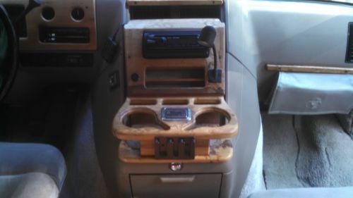 Purchase Used 1993 Chevrolet G20 Chevy Van Explorer