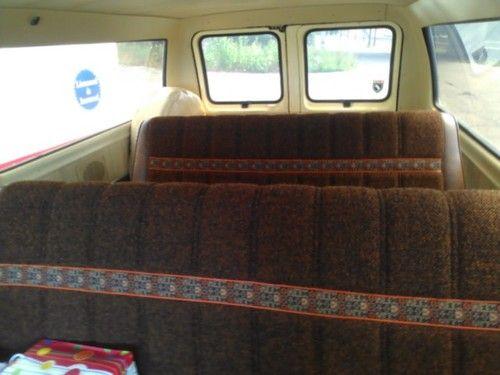 Buy Used 1979 Ford E 150 Econoline Club Wagon Chateau