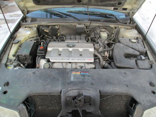 Cadillac Deville Engine Diagram On Cadillac Seville Sts Engine Parts