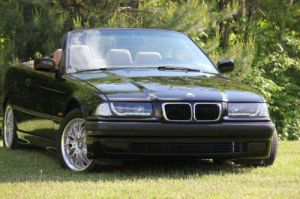 Buy used 1998 BMW E36 convertible 323i only 81k miles in