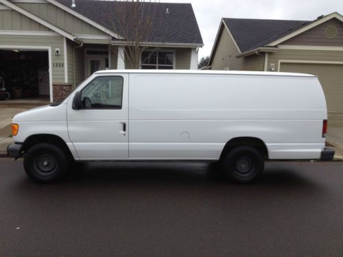 used sleeper sofa for sale most stylish reclining sofas find 2006 ford econoline 250 extended motocross van e ...