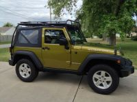 Jeep Wrangler Soft Top Roof Rack - Lovequilts