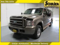 Purchase used 05 Ford Excursion Limited Green 4x4 Roof ...